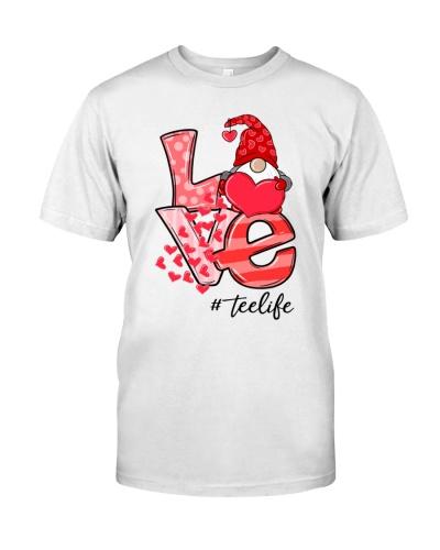 Love Tee Life - Valentines V1