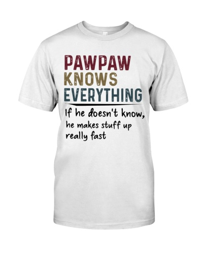 Pawpaw Knows Everything - New V1