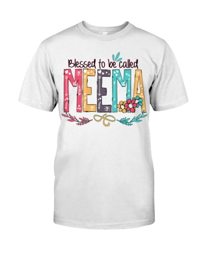 Blessed To Be Called Meema - Art
