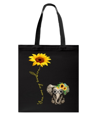 You are my sunshine - Elephant cute