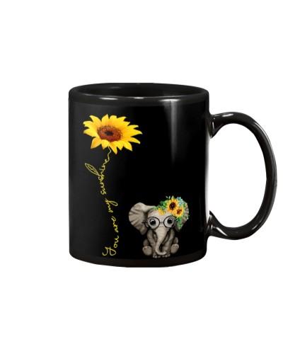 You are my sunshine - Elephant cute