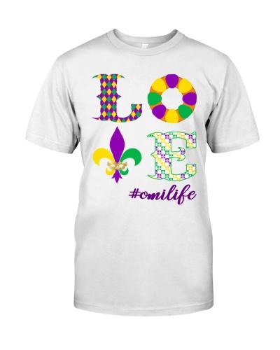 Love Omi Life - Mardi Gras