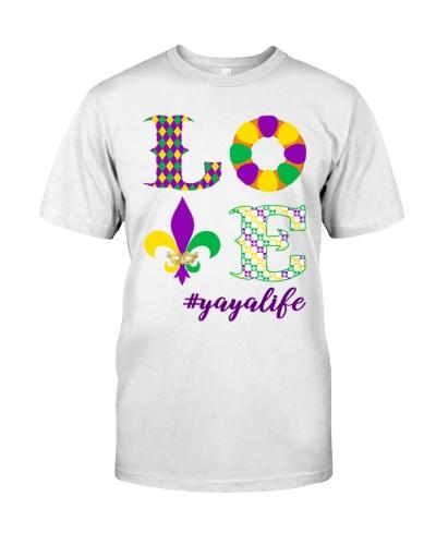 Love Yaya Life - Mardi Gras