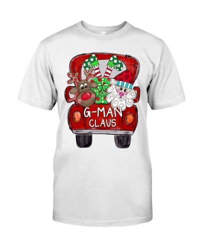 G-Man Claus - Christmas B1