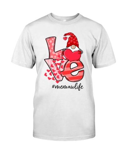 Love Memaw Life - Valentines V1