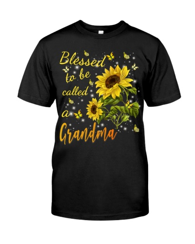 Sunflower - Blessed To Be Called A Grandma