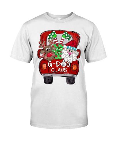 G-Dog Claus - Christmas B1