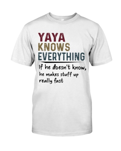 YaYa Knows Everything - New V1