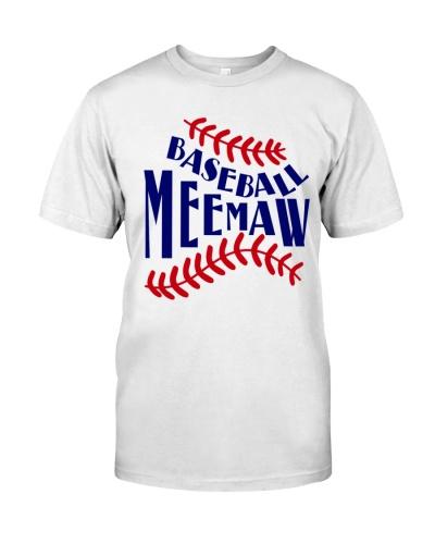 Baseball Meemaw DC