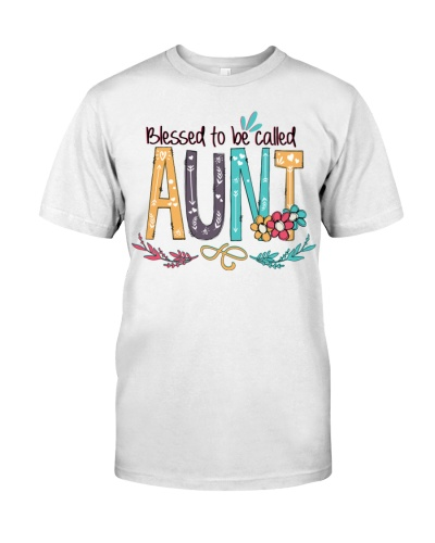 Blessed To Be Called Aunt - Art