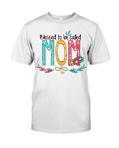Blessed To Be Called Mom - Art