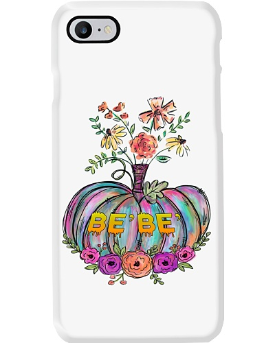 Be Be - Halloween Flower