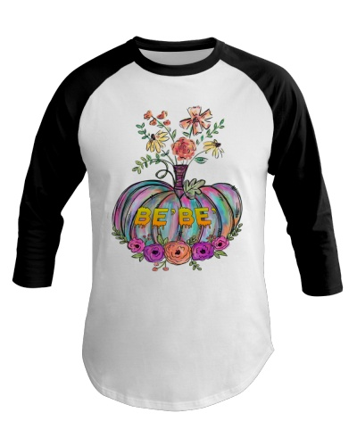 Be Be - Halloween Flower