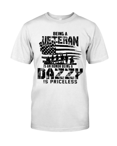 Veteran - Being A Dazzy Is Priceless  New