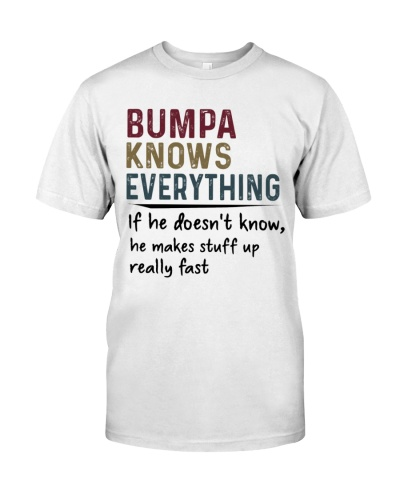 Bumpa Knows Everything - New V1