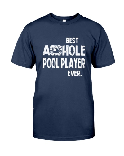 Asshole Pool Player