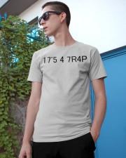 17'5 4 7R4P Solar Opposites Perfect T-Shirt Classic T-Shirt apparel-classic-tshirt-lifestyle-17