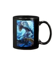 Monster Hunter World Graphic Video Game Poster Mug thumbnail