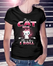 This is how I roll Ladies T-Shirt lifestyle-women-crewneck-front-7