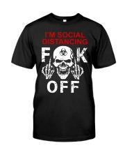 social Classic T-Shirt front