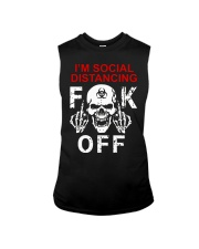 social Sleeveless Tee thumbnail