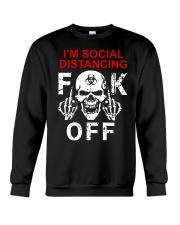 social Crewneck Sweatshirt thumbnail