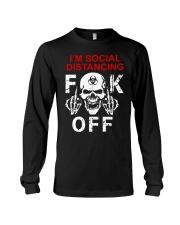 social Long Sleeve Tee thumbnail