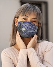 fan lovevg-01 Cloth face mask aos-face-mask-lifestyle-17