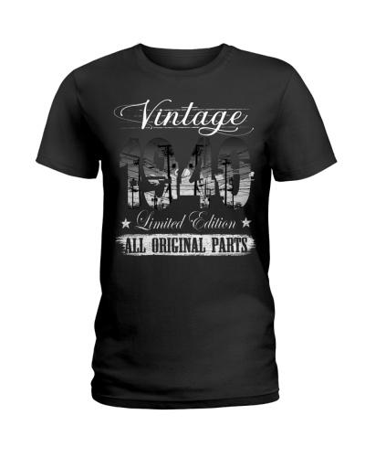 1940- All Original Parts