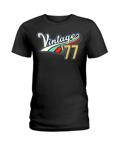 1977- Vintage