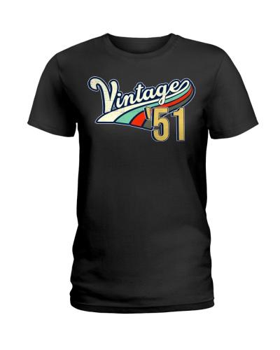 1951- Vintage