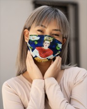 fan lovefk-01 Cloth face mask aos-face-mask-lifestyle-17