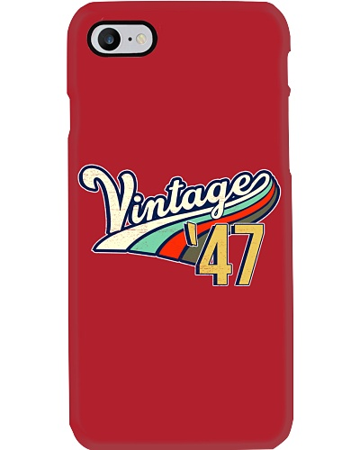 1947- Vintage