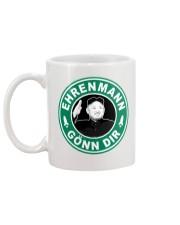 Ehrenmann Gönn Dir Tasse Mug back