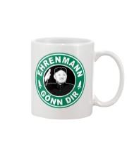 Ehrenmann Gönn Dir Tasse Mug front