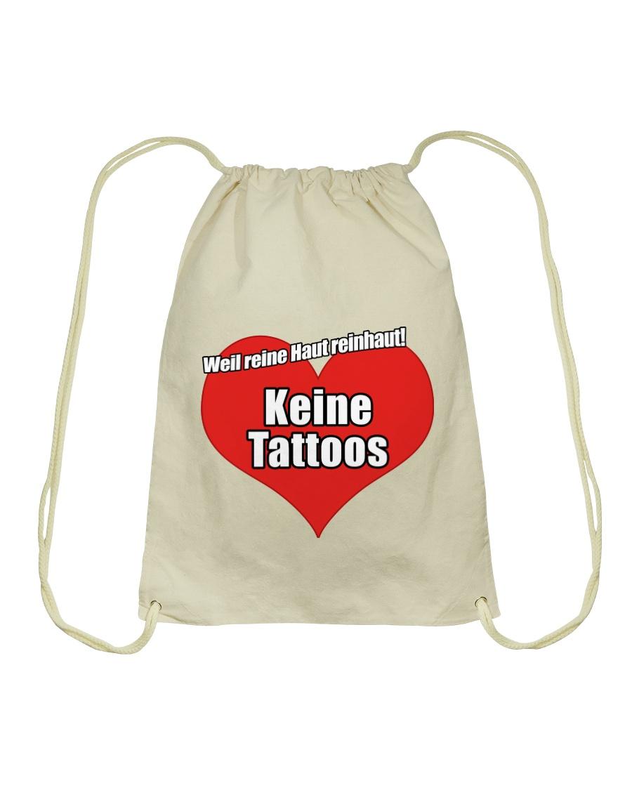 Tattoofrei Turnbeutel - Tasche Drawstring Bag