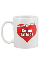 Tattoofrei Tasse Mug back