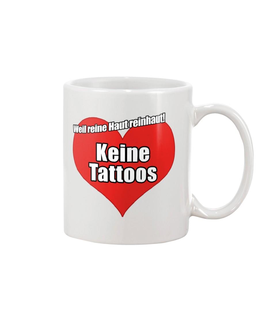 Tattoofrei Tasse Mug