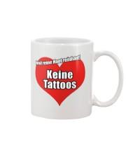 Tattoofrei Tasse Mug front