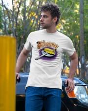 Weggebuttert Shirt Hoodie Sweater limitiert Classic T-Shirt apparel-classic-tshirt-lifestyle-front-44