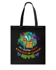 A LITTLE HIPPIE Tote Bag thumbnail