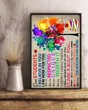 DEAR STUDENT 11x17 Poster lifestyle-poster-3