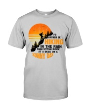 hiking anh Classic T-Shirt front