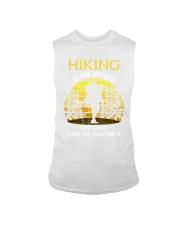 Hiking is the answer Sleeveless Tee thumbnail