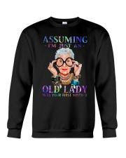 OLD LADY Crewneck Sweatshirt thumbnail
