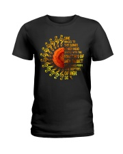 SHE DANCE TO THE SONG Ladies T-Shirt thumbnail
