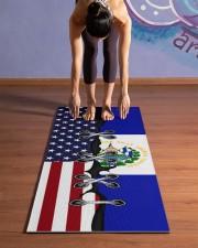 El Salvador Yoga Mat Yoga Mat 24x70 (vertical) aos-yoga-mat-lifestyle-25