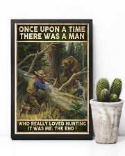 THERE WAS A MAN WHO REALLY LOVED HUNTING 24x36 Poster lifestyle-poster-8
