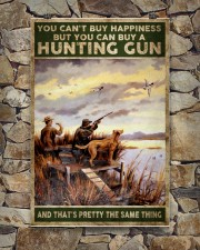 buy hapiness buy a hunting gun  24x36 Poster aos-poster-portrait-24x36-lifestyle-16