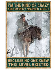 NO ONE KNEW THIS LEVEL EXISTED  24x36 Poster front